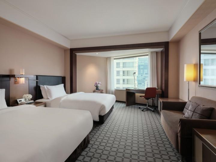 アークヒルズ「ANAインターコンチネンタルホテル東京」 お得な滞在プランのご案内
